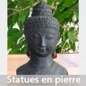 Statues en Pierre