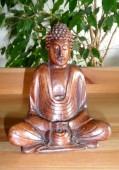 bouddha lotus 18 cm