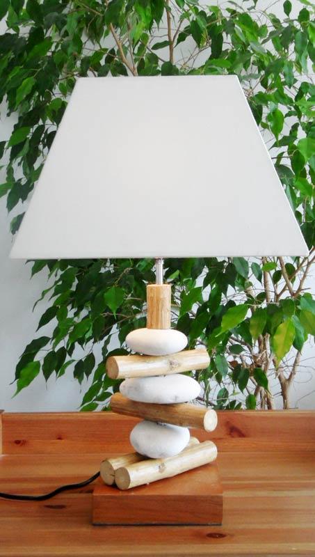 lampe chapeau carr blanc. Black Bedroom Furniture Sets. Home Design Ideas