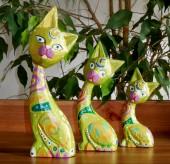 3-petits-chats-vert-SB038