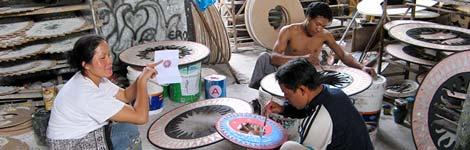artisan miroir