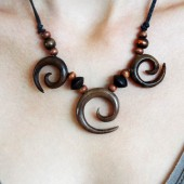 collier 3 spirales