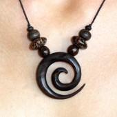 collier spirale