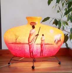 lampe-africaine-eclaire-LA002