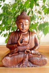 bouddha lotus 30 cm