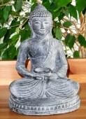 Bouddha offrande