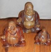 bouddhas rieurs pt moyens modeles