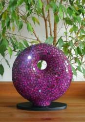 lampe-design-donut-violet-eteint