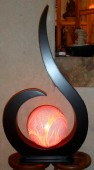 lampe-design-flamme-rouge-e