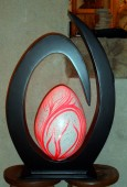 lampe-saturne-rouge-eclaire