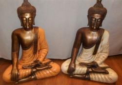bouddhas resine 65cm