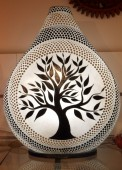lampe resine arbre de vie